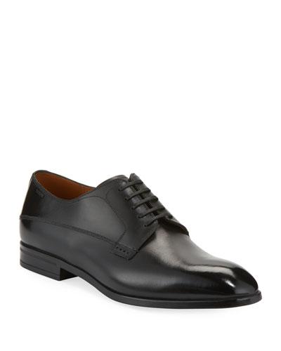 Lantel Classic Leather Derby Shoe