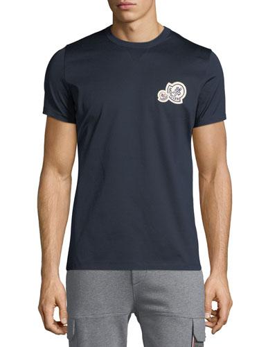 Men's Double Logo T-Shirt