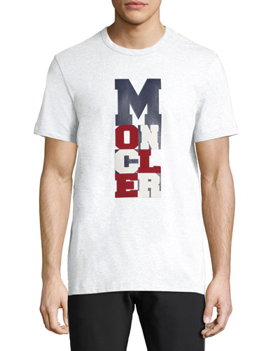 Men's Graphic Logo-Print T-Shirt
