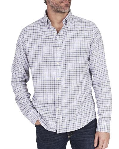Men's Pacific Check Sport Shirt