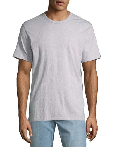Men's James Solid Jersey T-Shirt