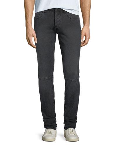 Men's Windsor Black Skinny Jeans