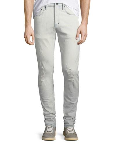 Men's Windsor Distressed Skinny Jeans
