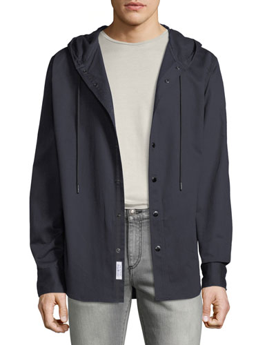 Men's Bryant Snap-Front Shirt Jacket