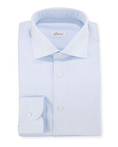 Men's Micro-Dot Dress Shirt