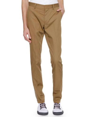 Men's Slim Cotton Pants