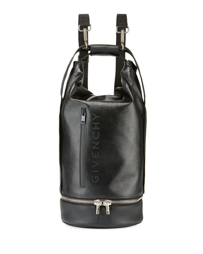 5ccde2c789 Men s Jaw Large Faux-Leather Hybrid Bag Quick Look. Givenchy