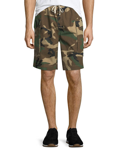 Men's Tribeca Camo Cargo Shorts