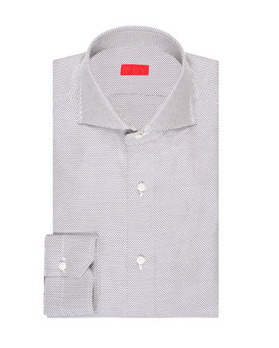 Men's Tic Cotton Dress Shirt