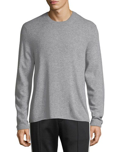 Men's Cashmere Crewneck Pullover Sweater