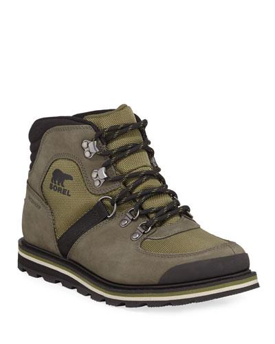 Men's Madson Waterproof Suede Hiker Boots
