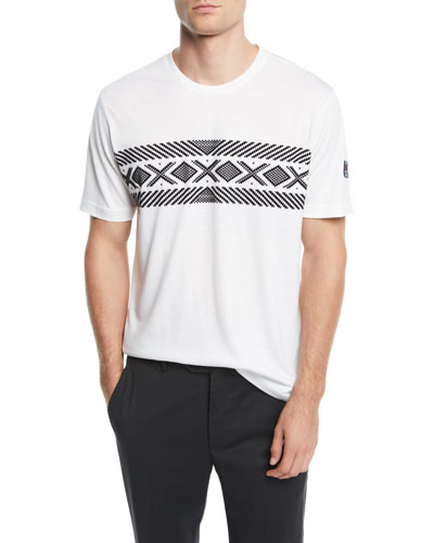 Men's Graphic-Front T-Shirt