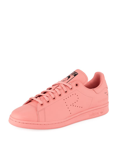 Men's Stan Smith Leather Low-Top Sneakers
