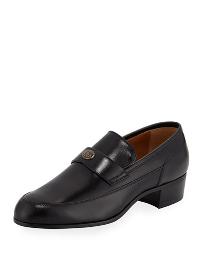 Men's High Loomis Leather Loafers