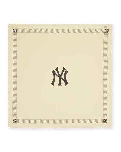 Men's New York Yankees MLB Logo Scarf