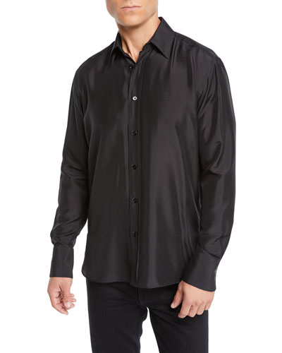 Men's Keith Silk Sport Shirt