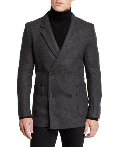 b9ffbcb56dc Men s Mies Cashmere Pea Coat