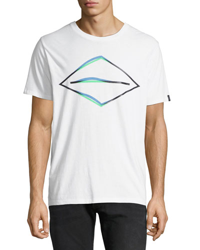 Men's Diamond Glitch T-Shirt