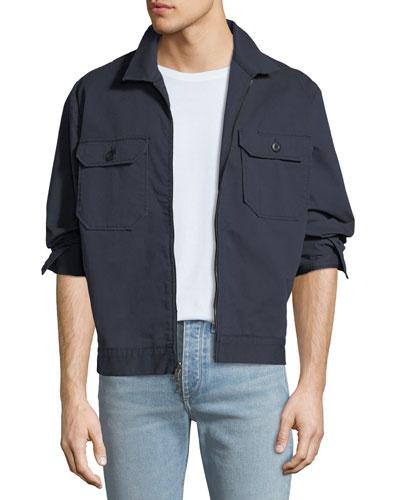 Men's Axle Shop Twill Jacket
