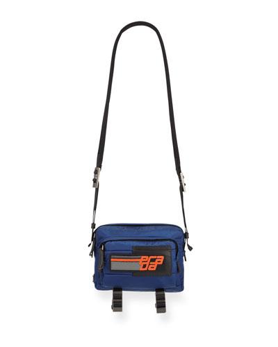 8016cb283f9e Men s Nylon Messenger Bag