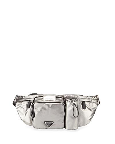 Men s Nylon Pocket Belt Bag 4cc123d3d6142