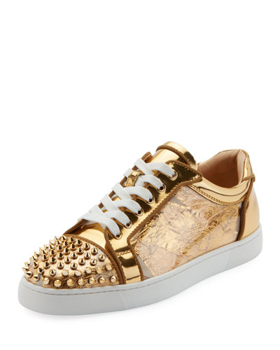 a3e6ada3649 Men s Seavaste Spike Low-Top Sneakers