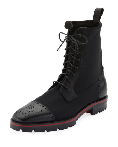 Men's SockRoc Waxed Neoprene Boots