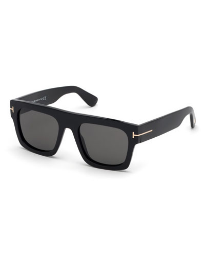 b75abb208a03 Men s Fausto Thick Plastic Sunglasses Quick Look. TOM FORD