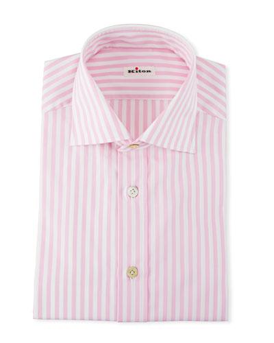 Men's Large Bengal Dress Shirt
