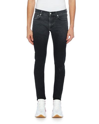 Men's Denim Skinny Jeans