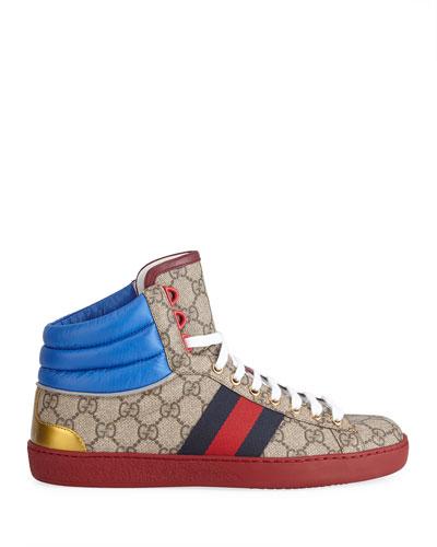 Men's Ace GG High-Top Sneakers