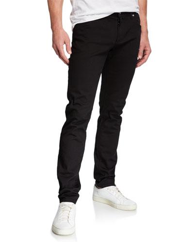 Men's Basic Skinny Jeans