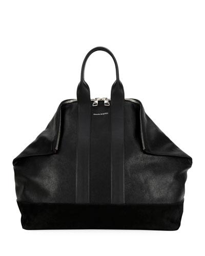 afb75ebb91f8 Men s De Manta Leather Tote Bag Quick Look