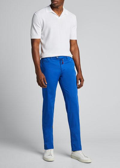 Men's Comfort Mid-Rise Pants