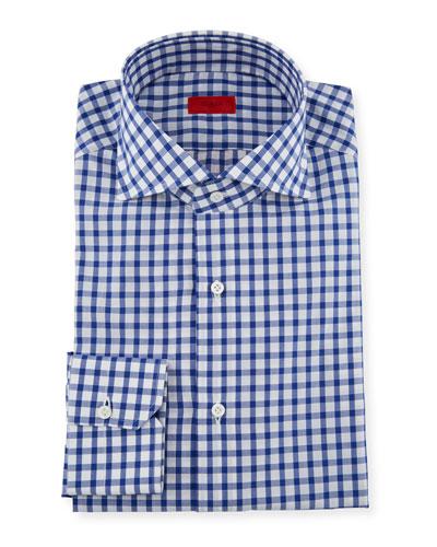 Men's Bold Check Dress Shirt