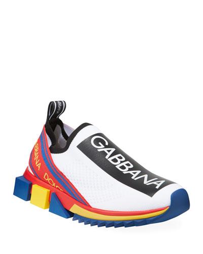 Men's Multicolor Sorrento Sneakers