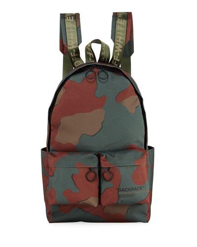 Mens Shoulder Straps Backpack   bergdorfgoodman.com e0652a825a
