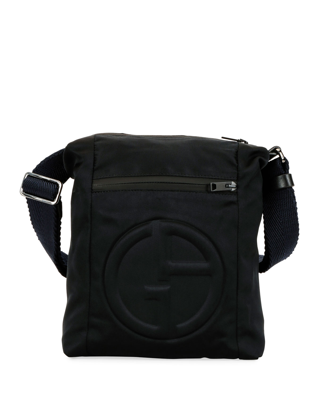 c84d147cfb Buy giorgio armani messenger bags for men - Best men's giorgio ...
