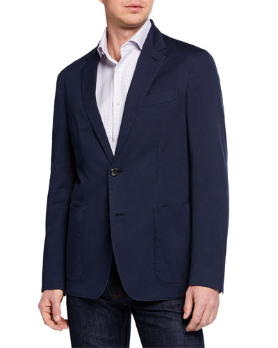Men's Regular-Fit Blazer