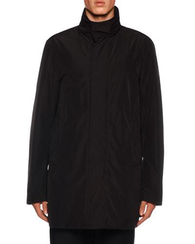 Men's Mantois Stand-Collar Jacket