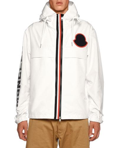 Men's Montreal Contrast-Trim Jacket