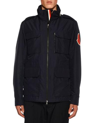 Men's Clavier Hooded Field Jacket