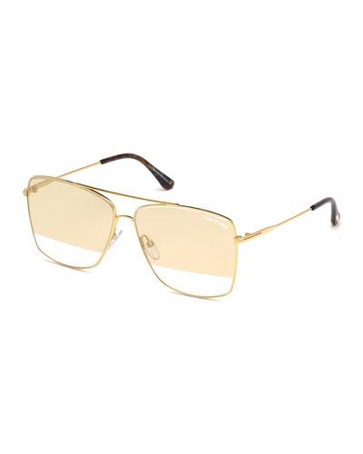 ec0de3f8b0e Men s Magnus Golden Metal Sunglasses