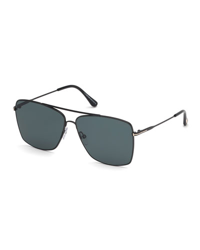 Men's Magnus Gunmetal Sunglasses