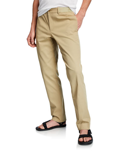 Men's Slater Chino Crisp Cotton Pants