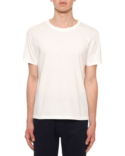 Men's Rockstud-Trim T-Shirt