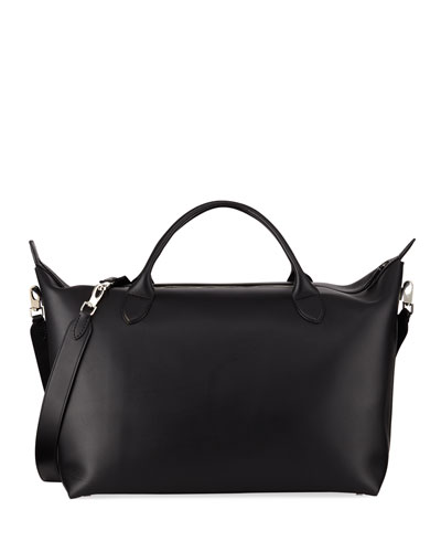 Men's Calfskin Weekender Bag