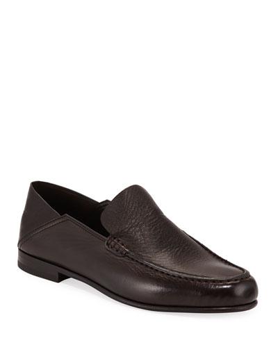 Flex Deerskin Moccasin Loafers