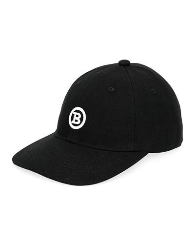 948a15d11a1 Men s Logo-Embroidered Baseball Hat