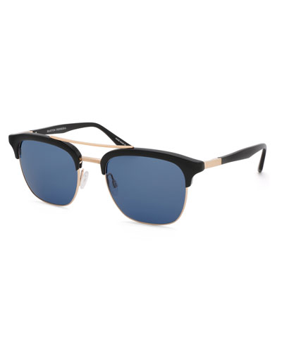 Men's Lenox Acetate & Titanium Sunglasses